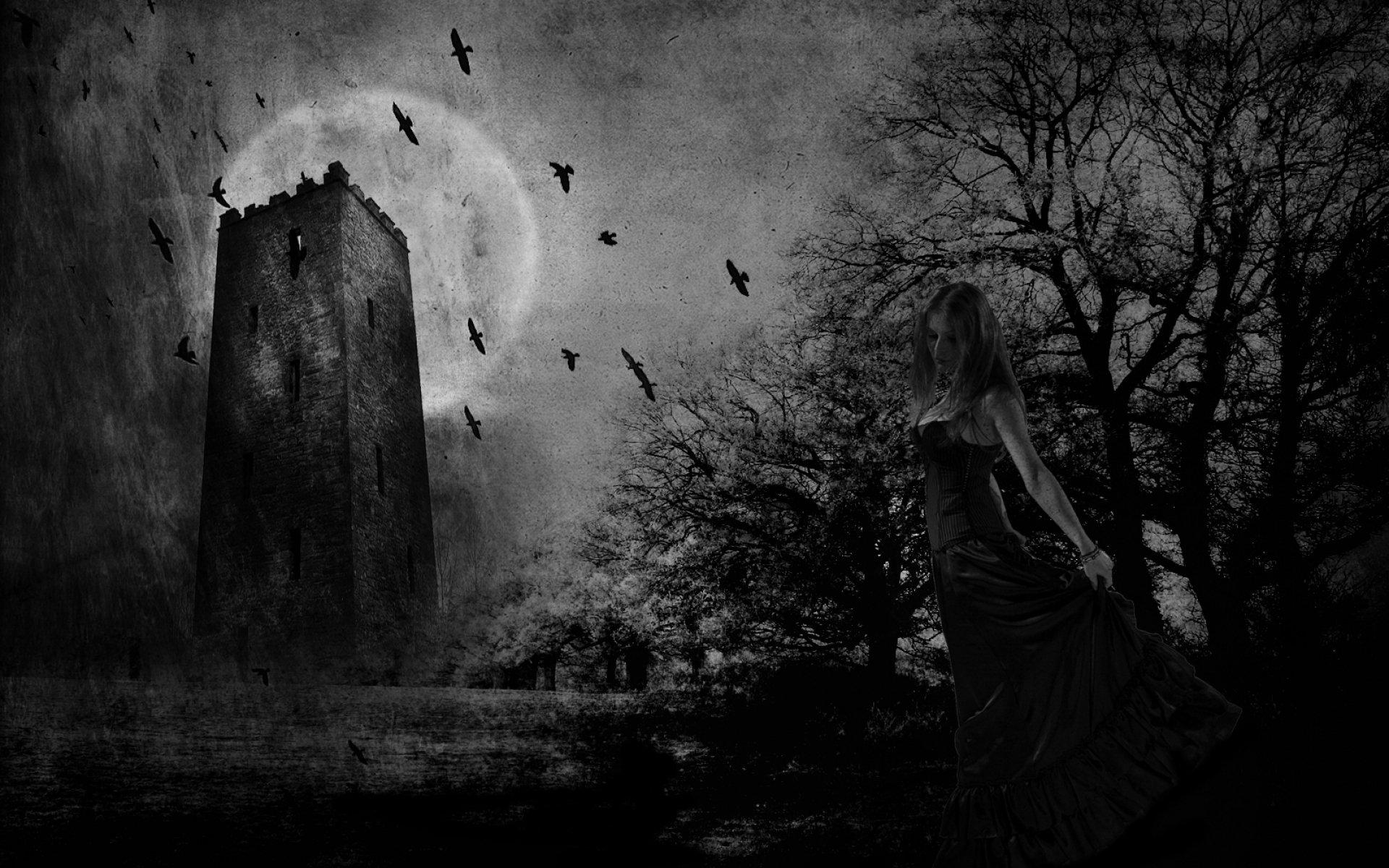 Dark gothic art artwork fantasy j wallpaper | 1920x1200 | 695179