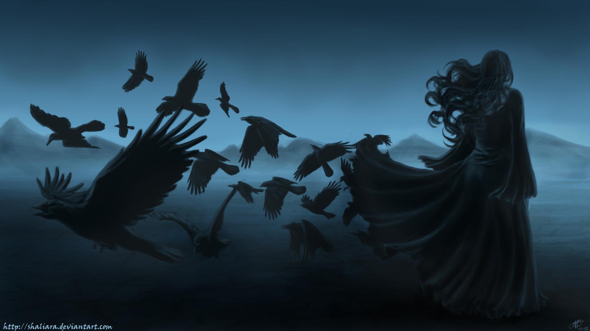 Dark Gothic Art Wallpapers - WallpaperSafari