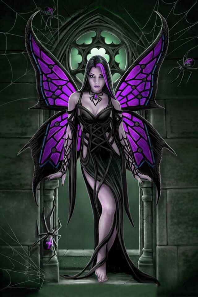 Gothic Fairy Wallpaper Wallpapers 44