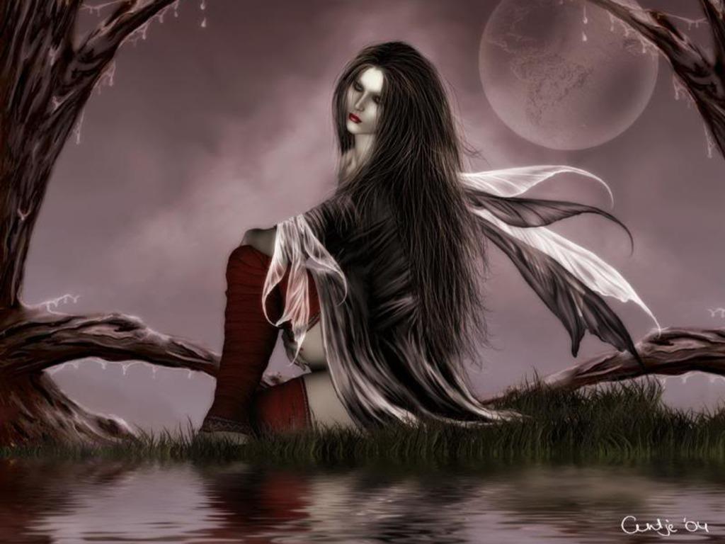1000+ images about Fairy's on Pinterest   Dark fairies, Dust
