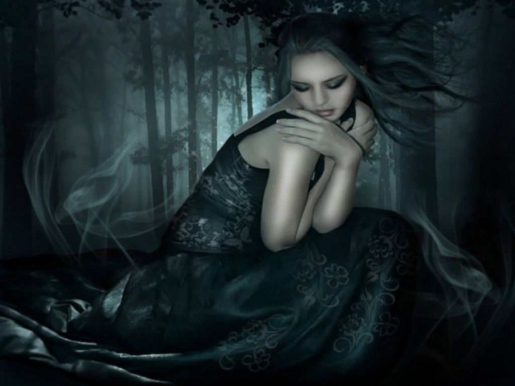 Gothic Fairy Wallpapers Sf Wallpaper