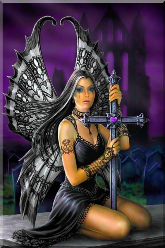 gothic fairies pictures   Gothic Fairies Wallpapers Wallpaper