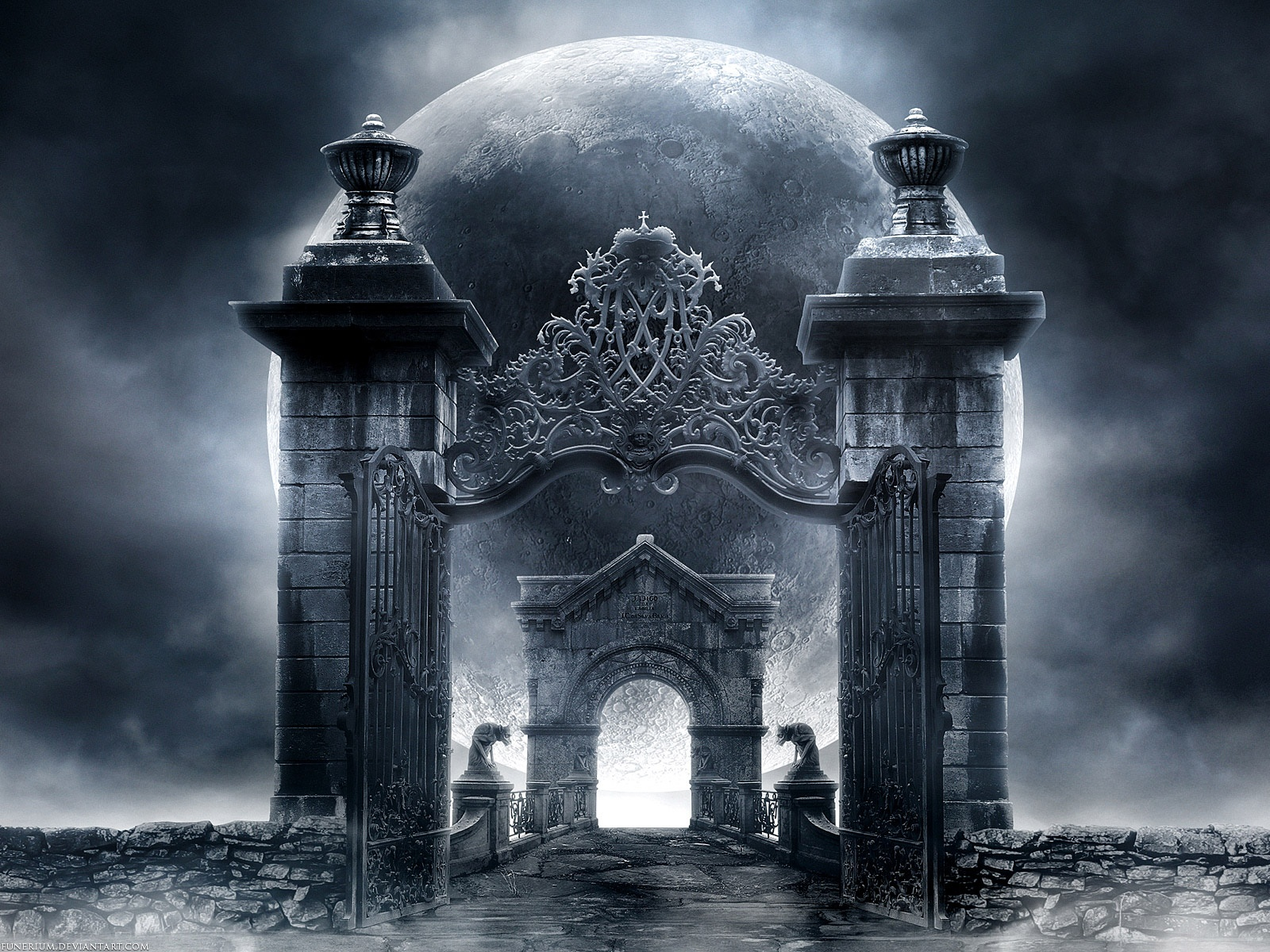 247 Gothic HD Wallpapers | Backgrounds - Wallpaper Abyss - Page 3