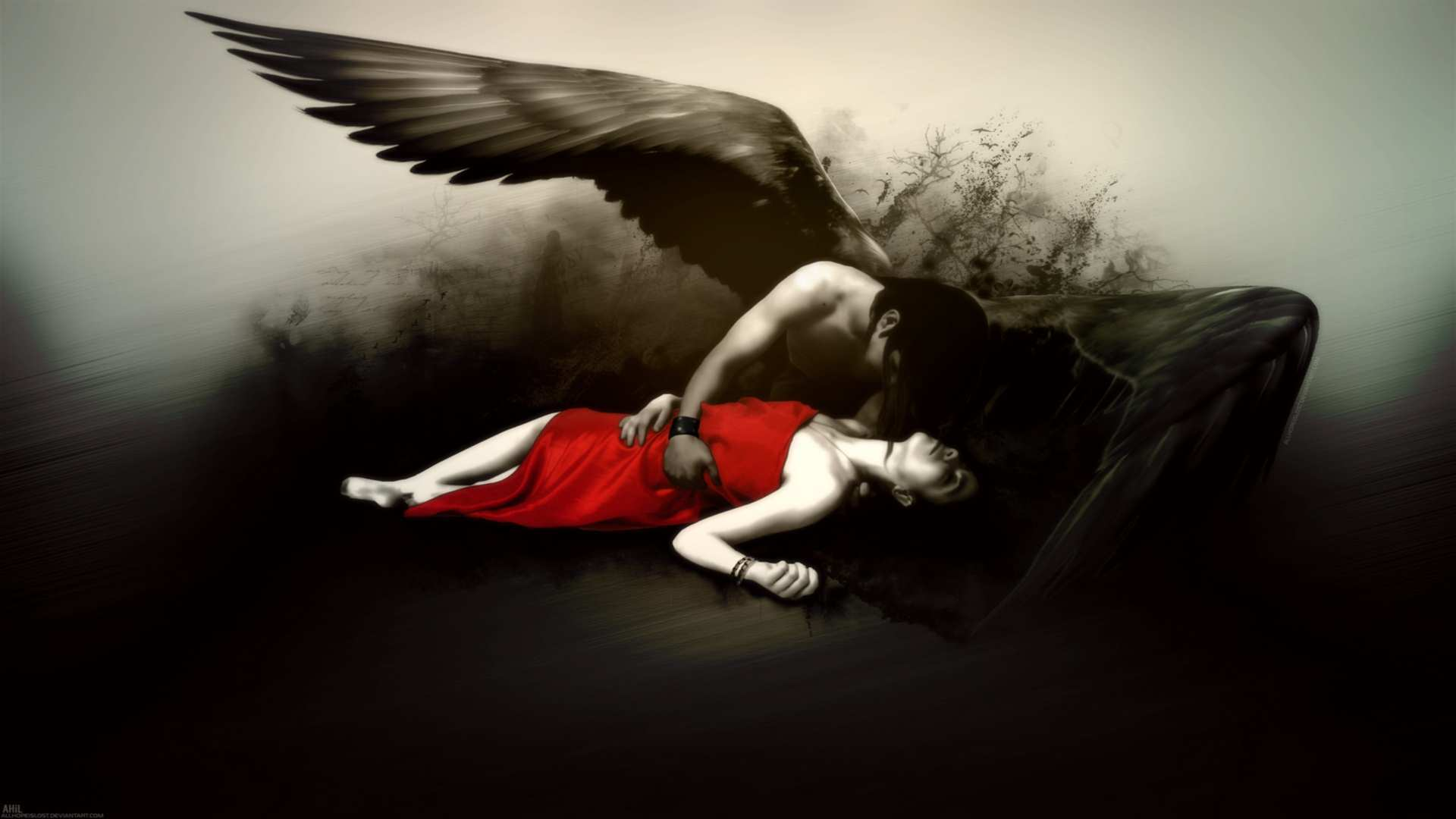 Gothic Love Wallpapers Mobile : Other Wallpaper - Timmatic com