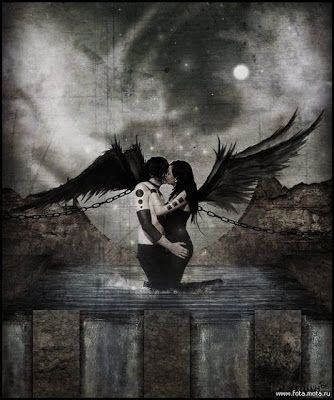 7 Spectacular Gothic Love Wallpapers - HD Wallpapers , Picture