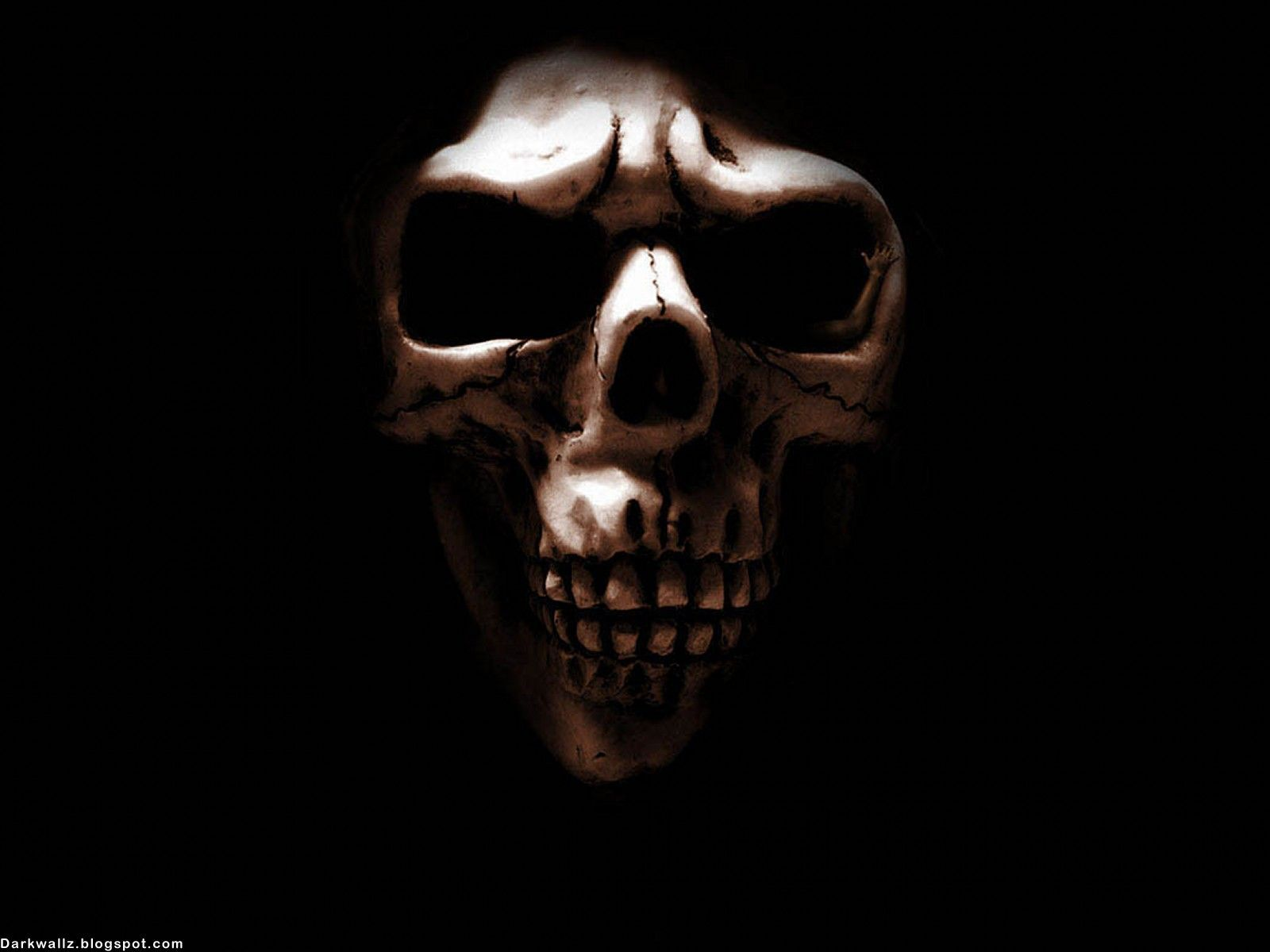Gothic Skulls Wallpapers Group (61+)