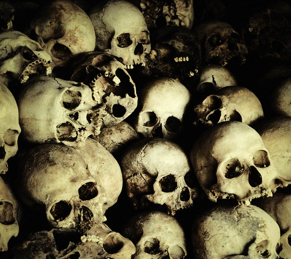 Gothic Skulls Wallpapers - Wallpaper Cave