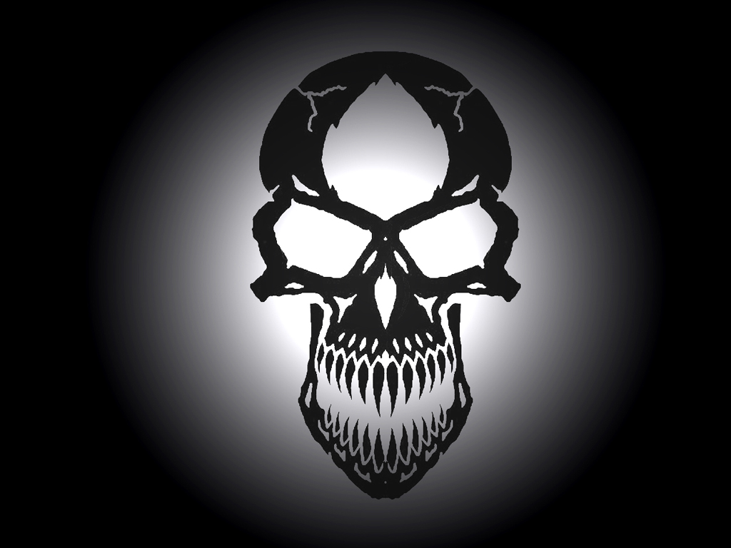 gothic skull wallpapers - sf wallpaper