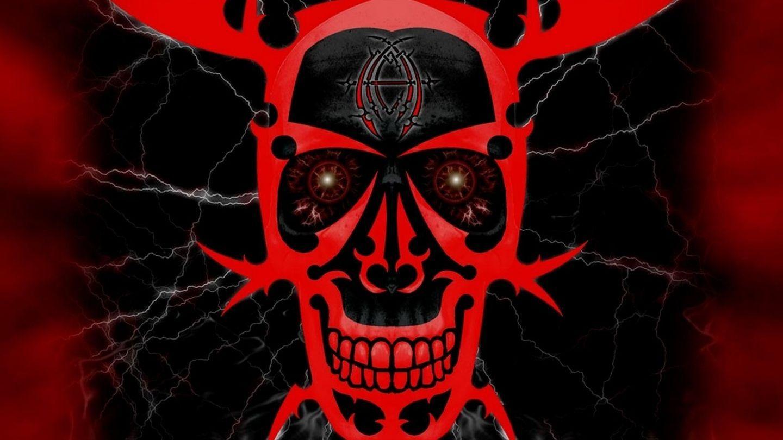 gothic skulls wallpaper #24