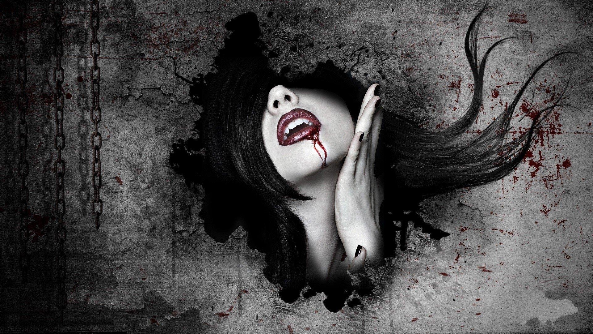 gothic vampire wallpaper #10