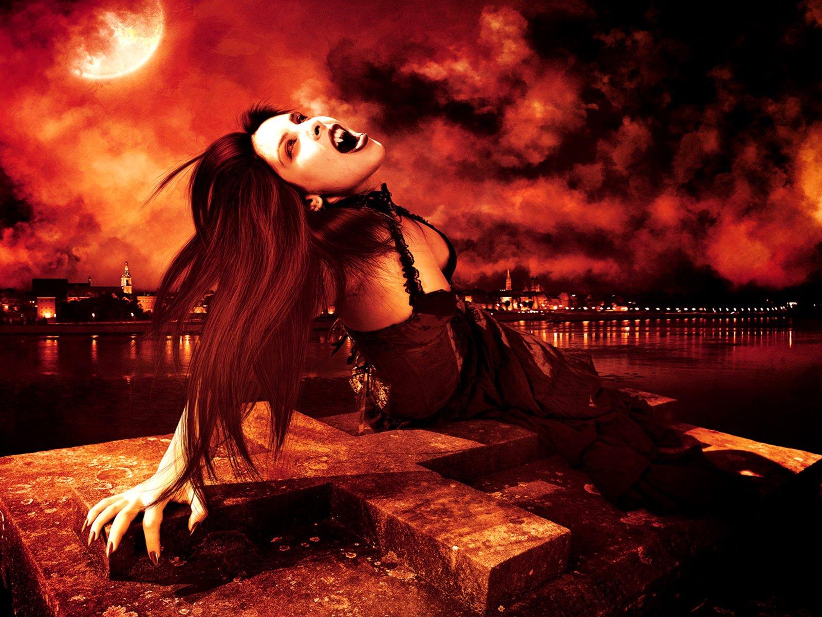 gothic vampire wallpaper #14