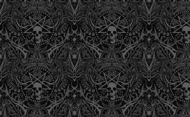 Gothic Victorian Wallpaper