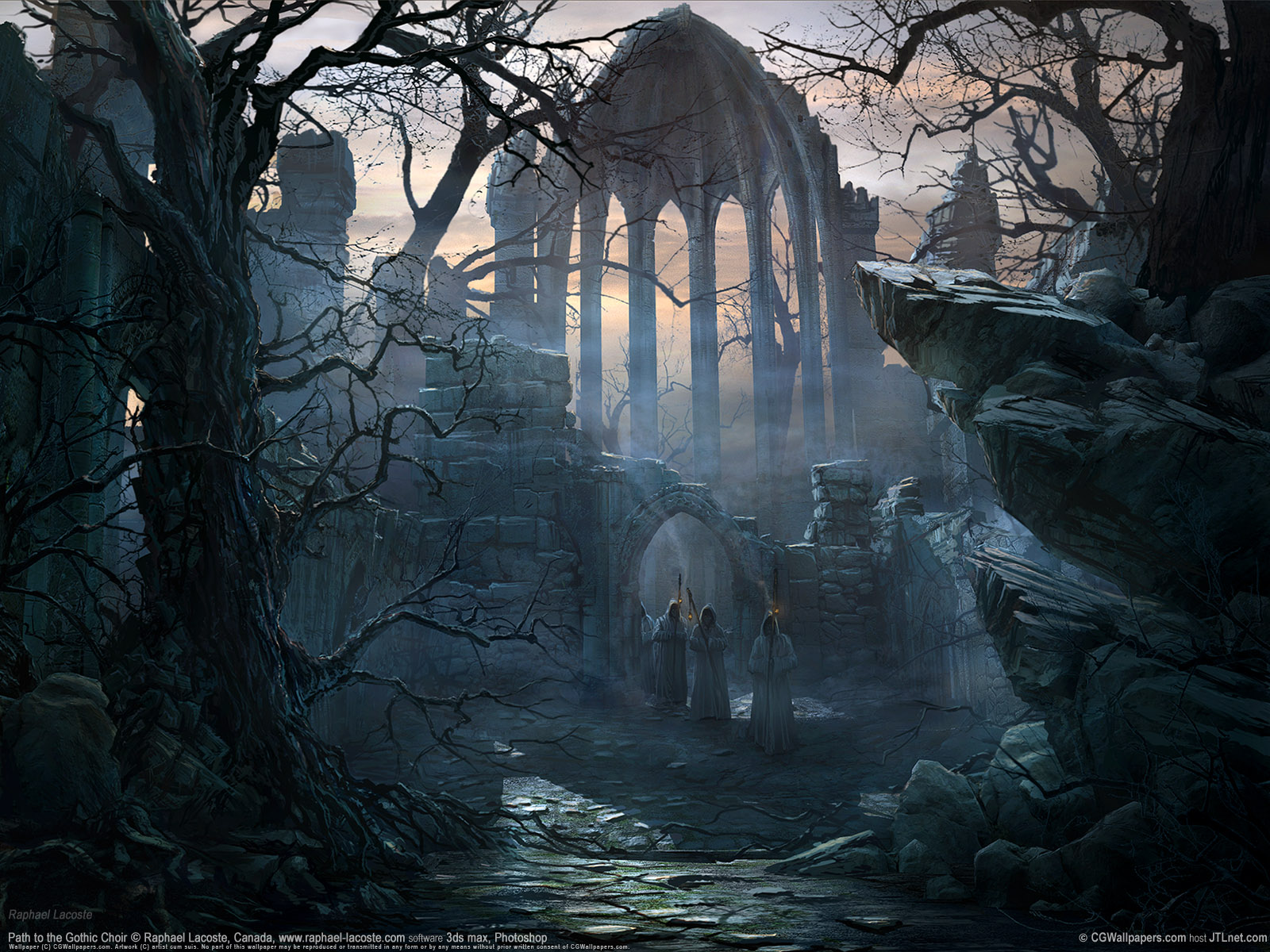 Gothic Wallpapers, Top 47 Gothic Backgrounds, #TH544 New Wallpapers