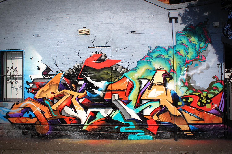 Graffiti Art Wallpaper, Beautiful Wallpapers of Graffiti Art