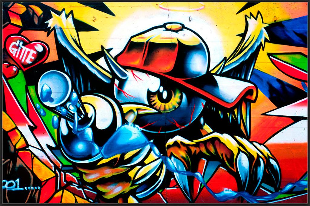 graffiti art wallpaper #21