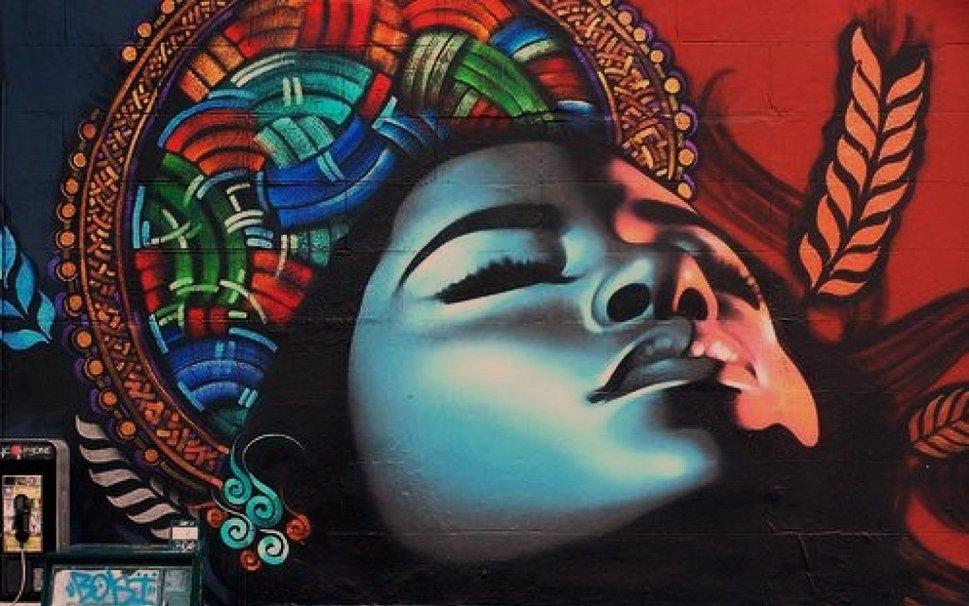 graffiti art wallpaper #4