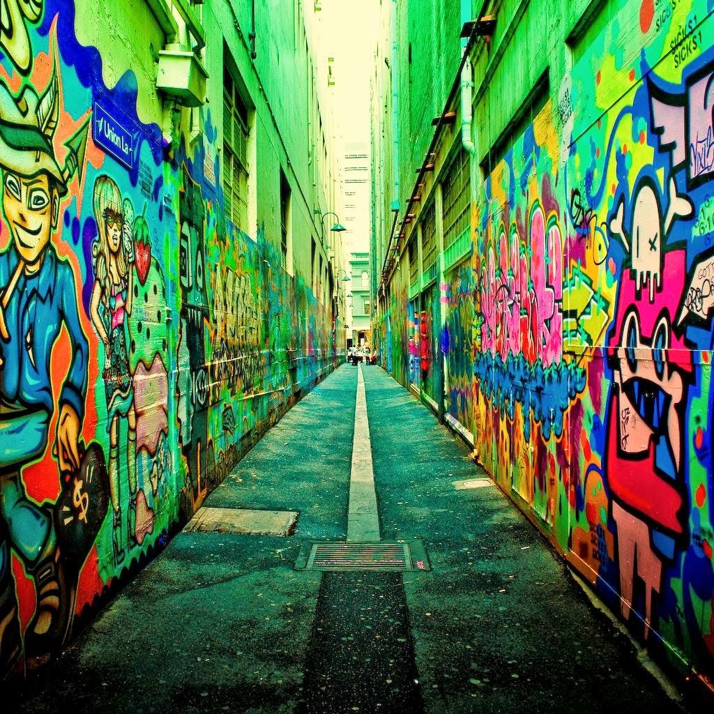 Graffiti Art Wallpapers Group (71+)