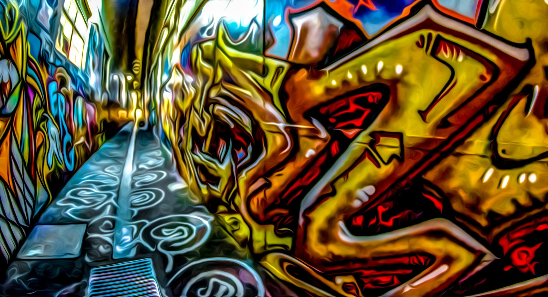 Graffiti Art Wallpapers, Collection of Graffiti Art Backgrounds
