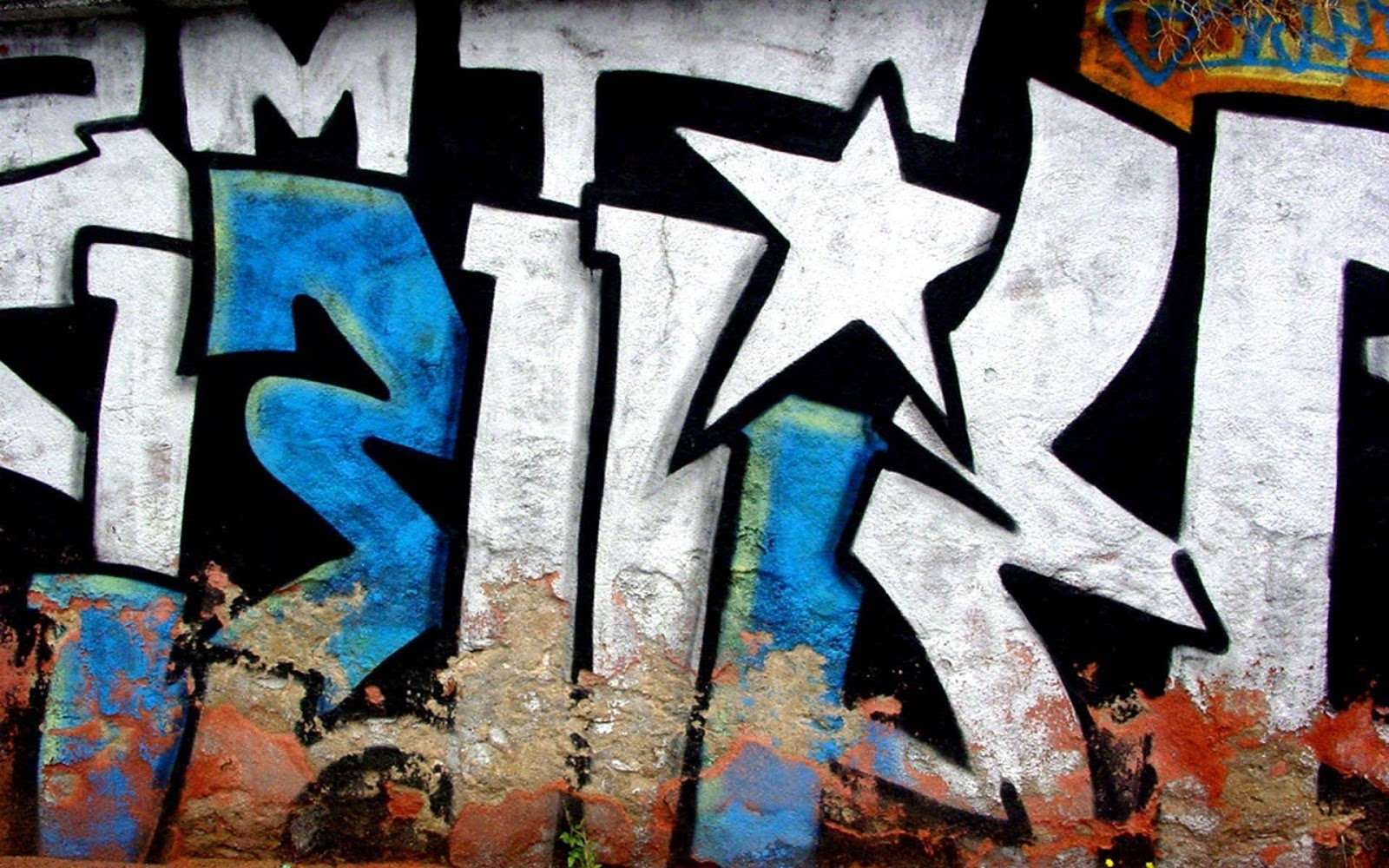 graffiti art wallpaper #5