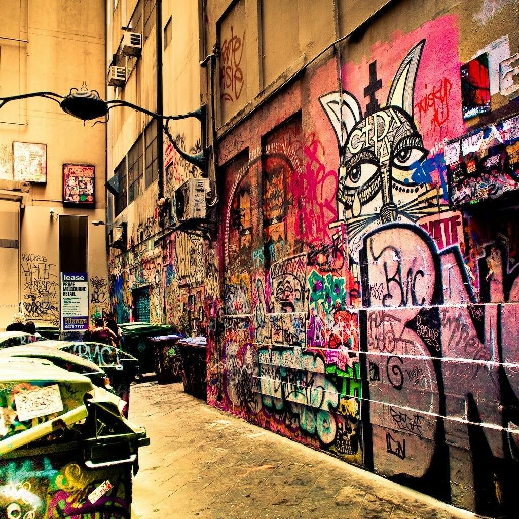 graffiti art wallpaper #22