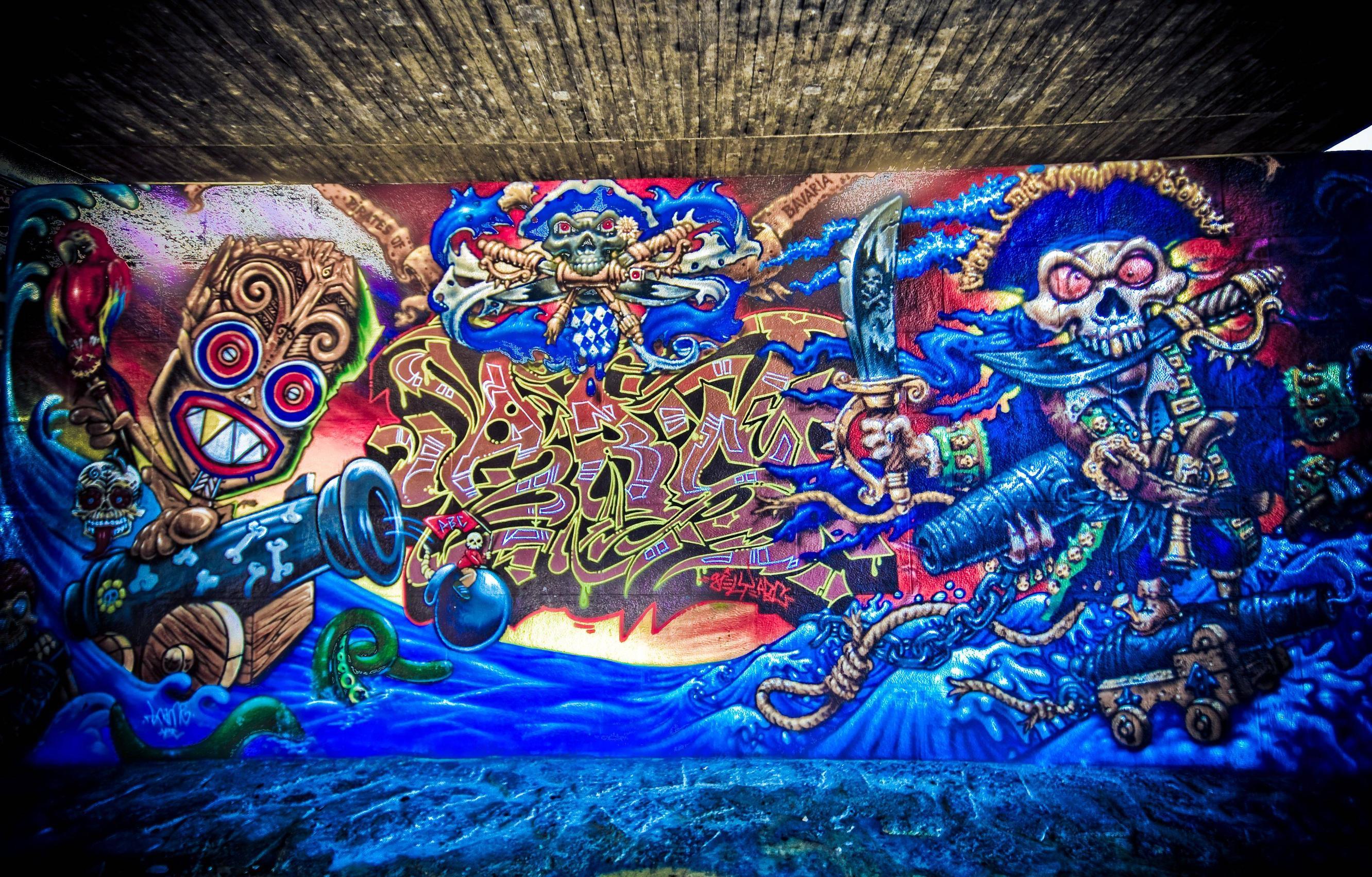 graffiti art wallpaper #18