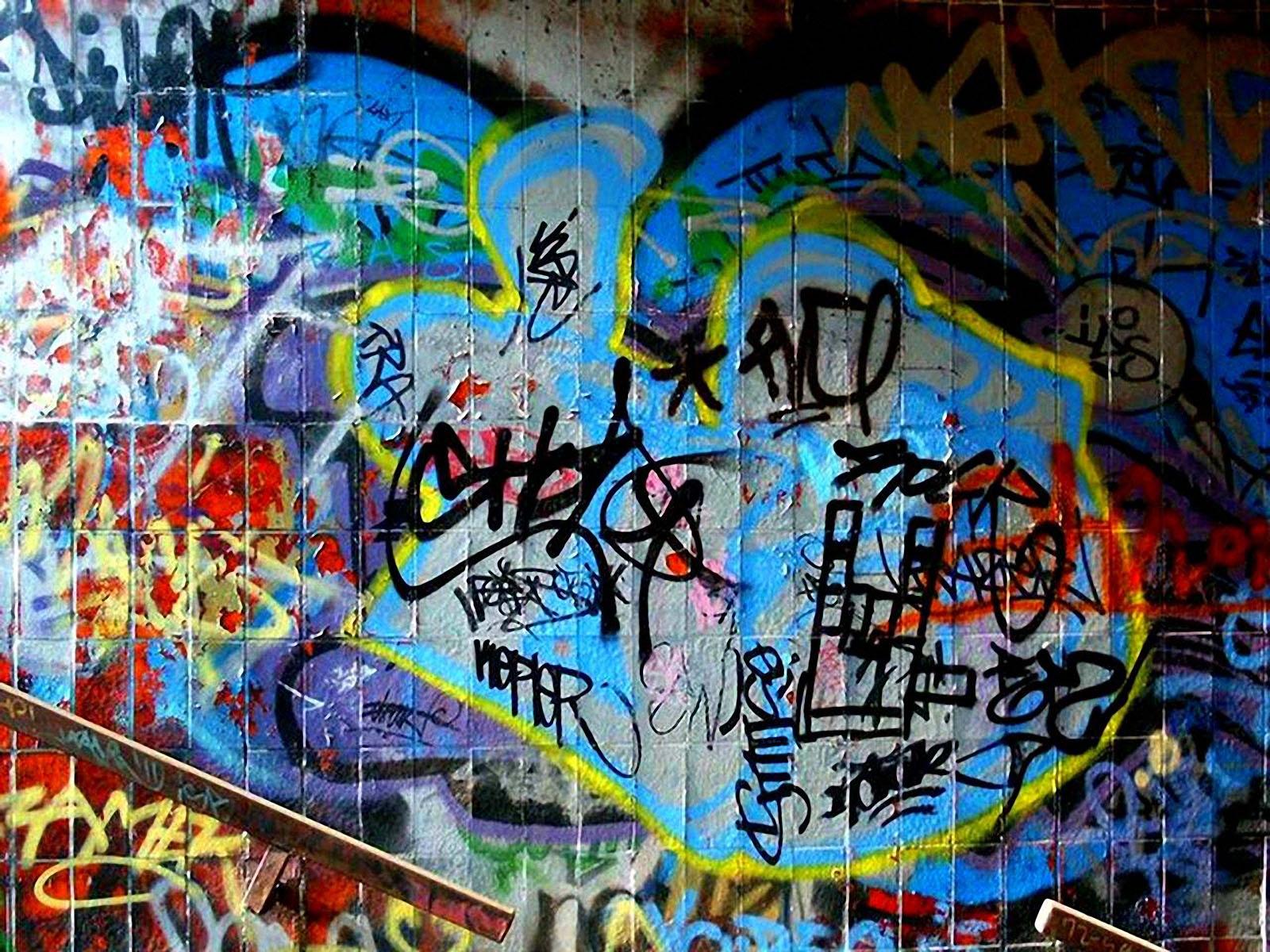 graffiti art wallpaper #14