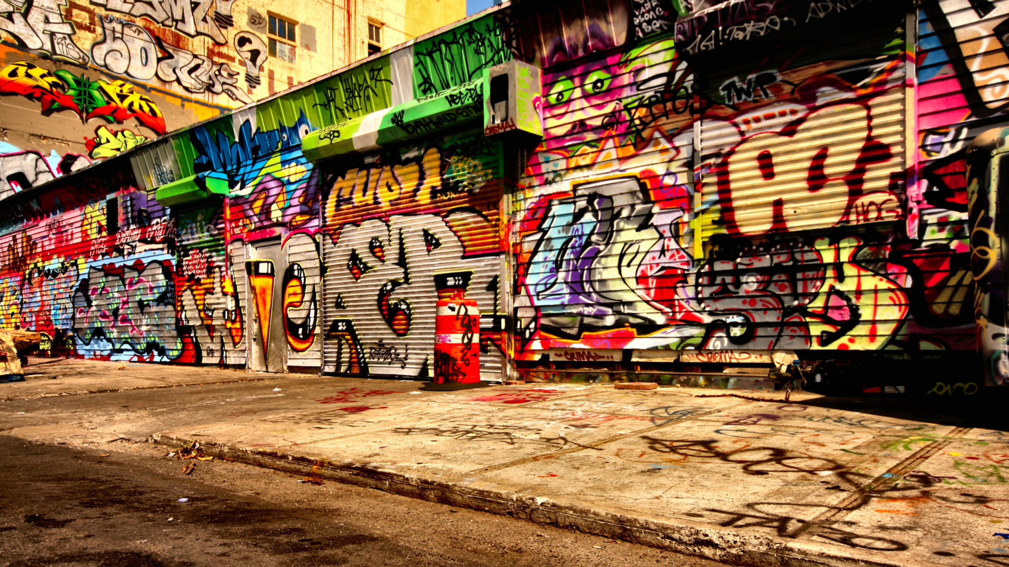 Graffiti Wallpaper HD | PixelsTalk Net