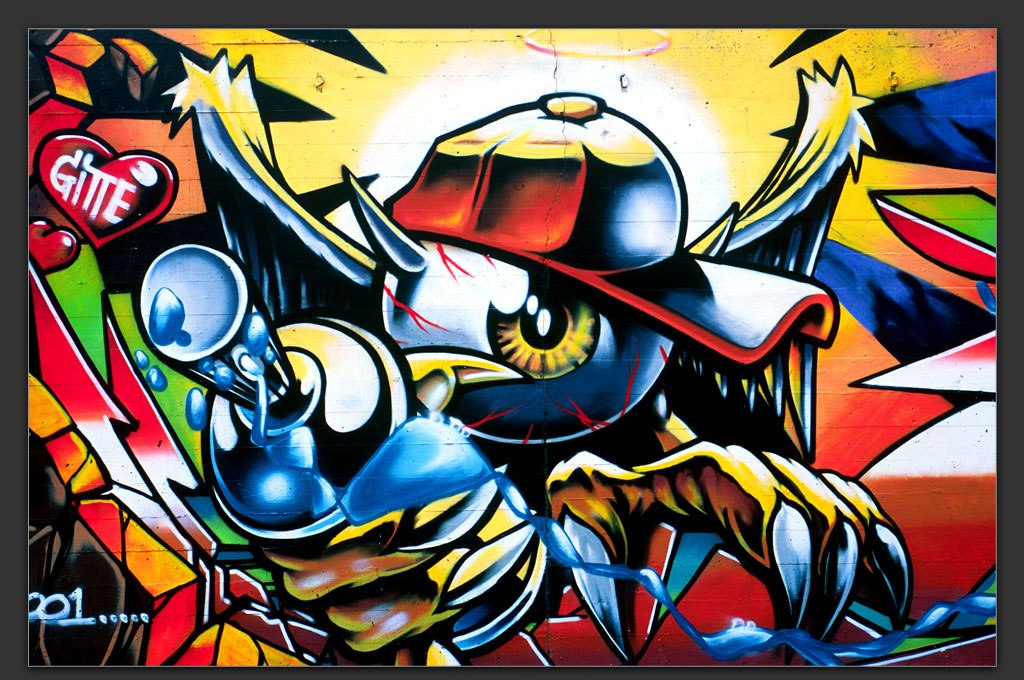 Collection of Free Graffiti Wallpaper on HDWallpapers
