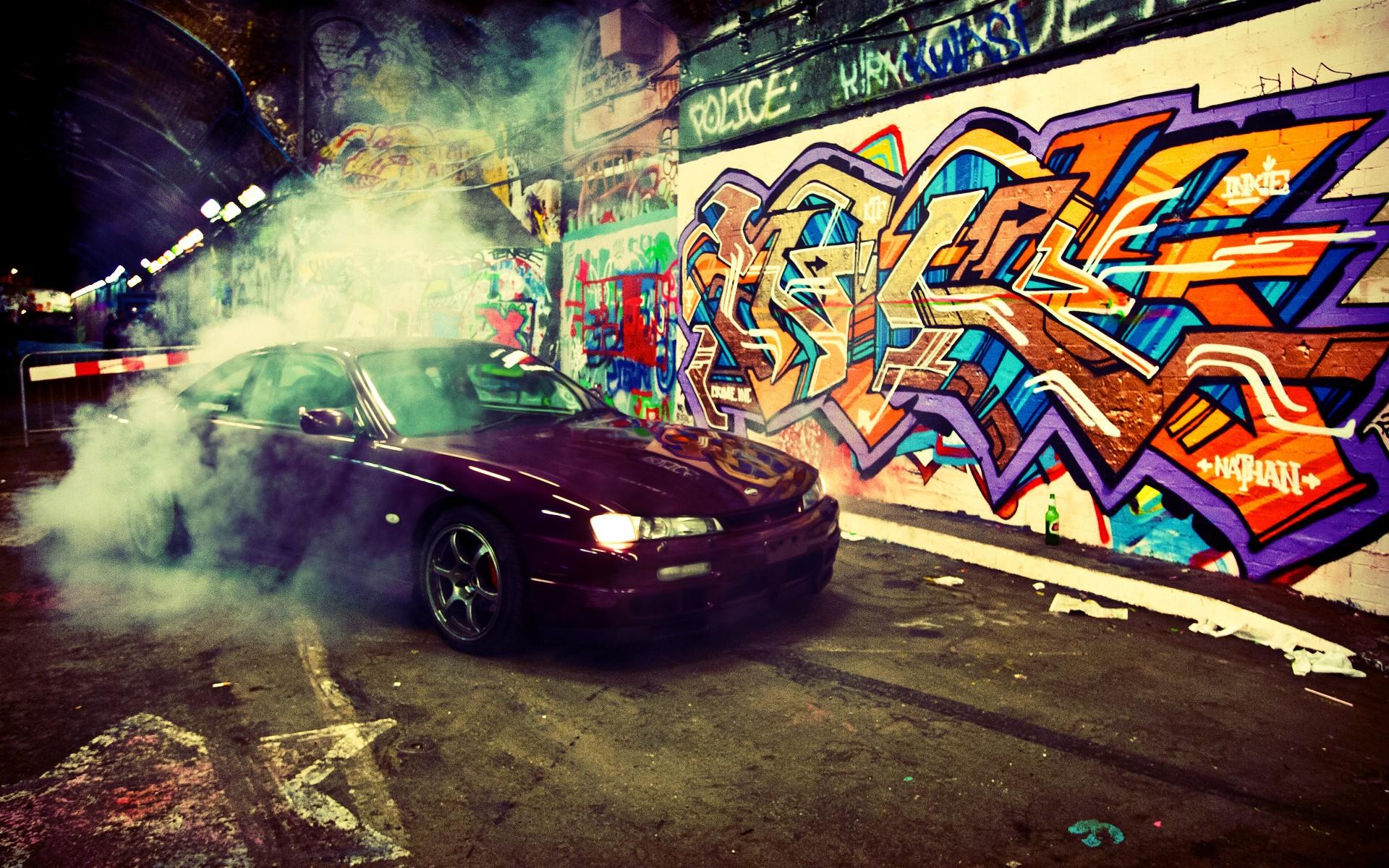 Hd Graffiti Wallpaper - WallpaperSafari
