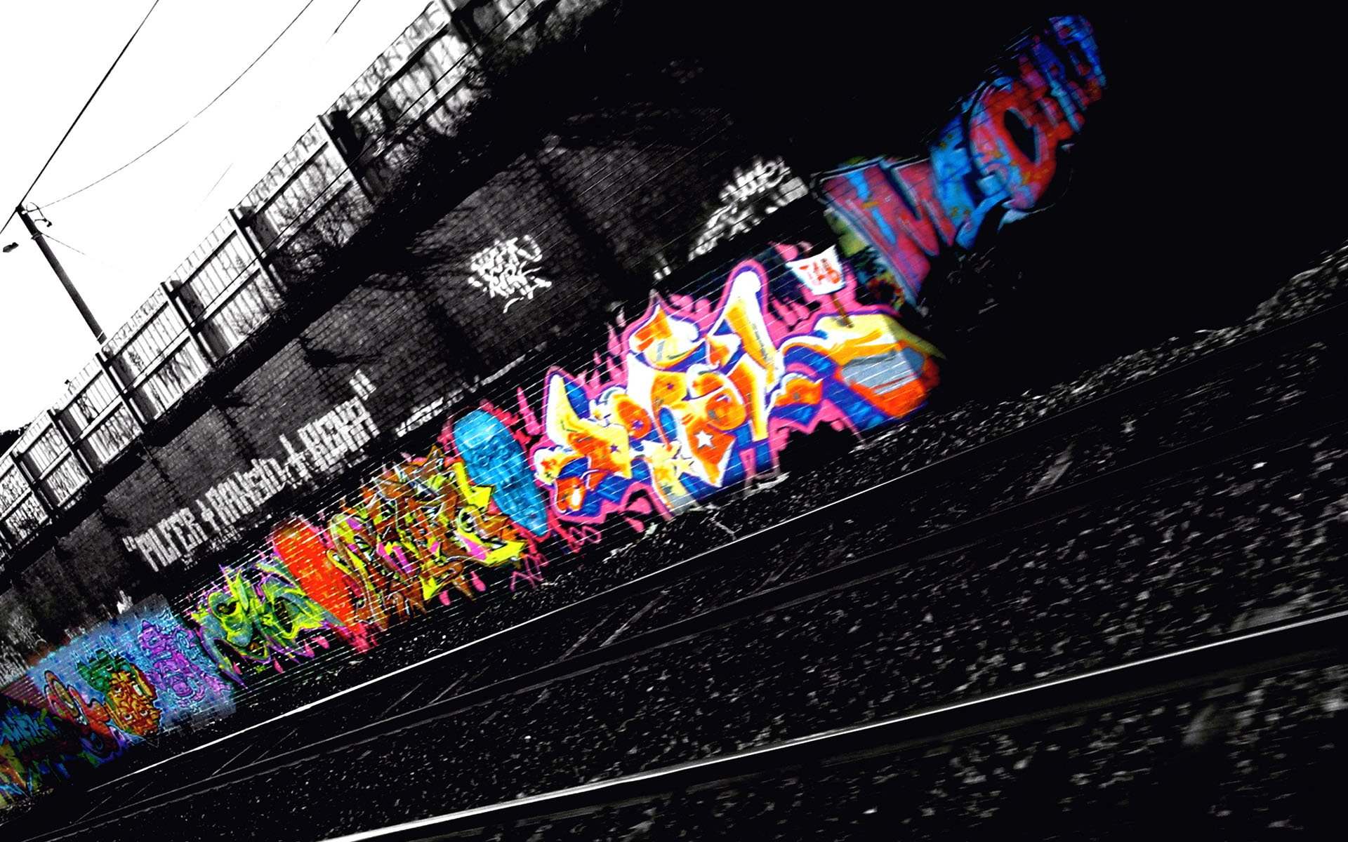 310 Graffiti HD Wallpapers | Backgrounds - Wallpaper Abyss