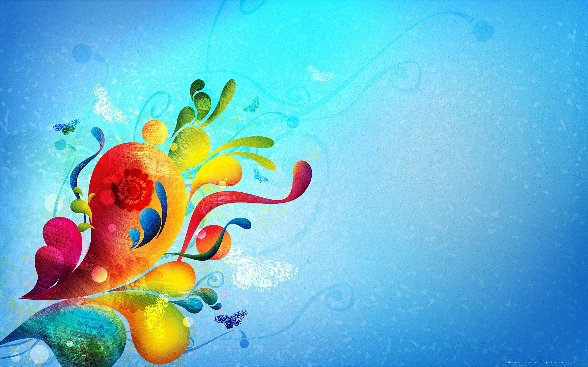Collection of Graphic Art Wallpaper on HDWallpapers