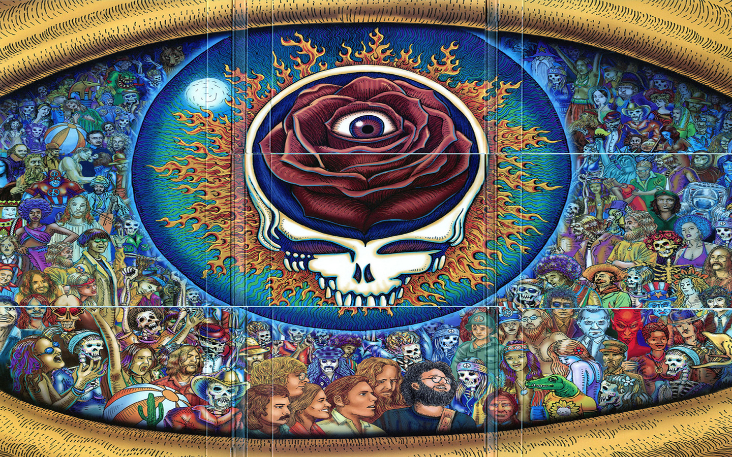 13 Grateful Dead HD Wallpapers | Backgrounds - Wallpaper Abyss