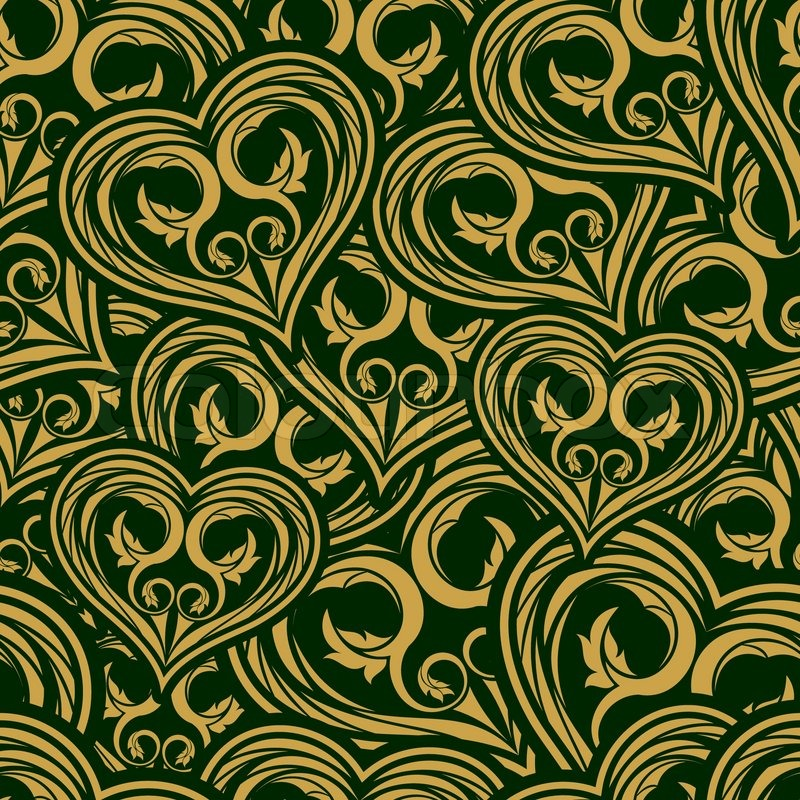 Green And Gold Wallpapers - WallpaperPulse