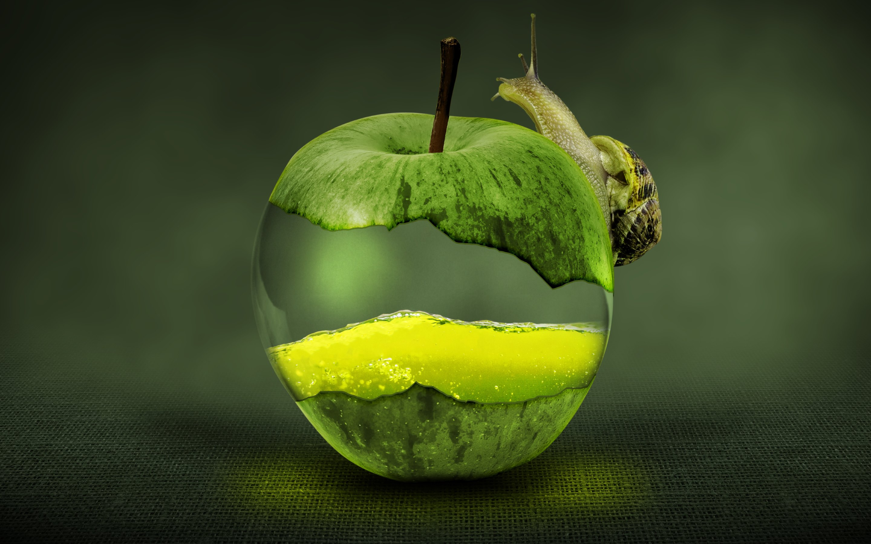 green apple wallpaper - sf wallpaper