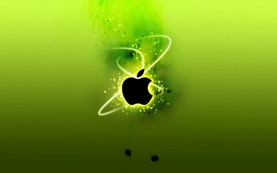 Green Apple Wallpaper Sf Wallpaper