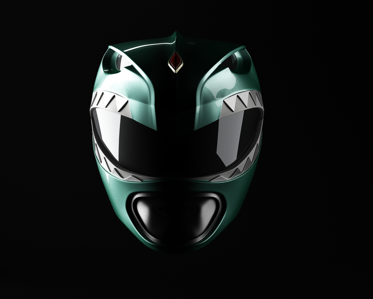 Green Ranger Wallpaper Page 1