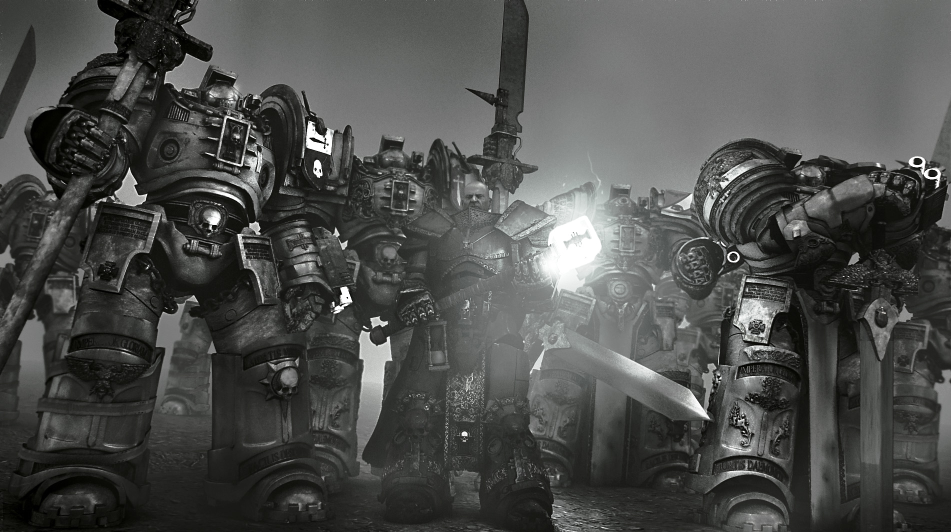 1000+ images about Grey Knights on Pinterest | Around the worlds