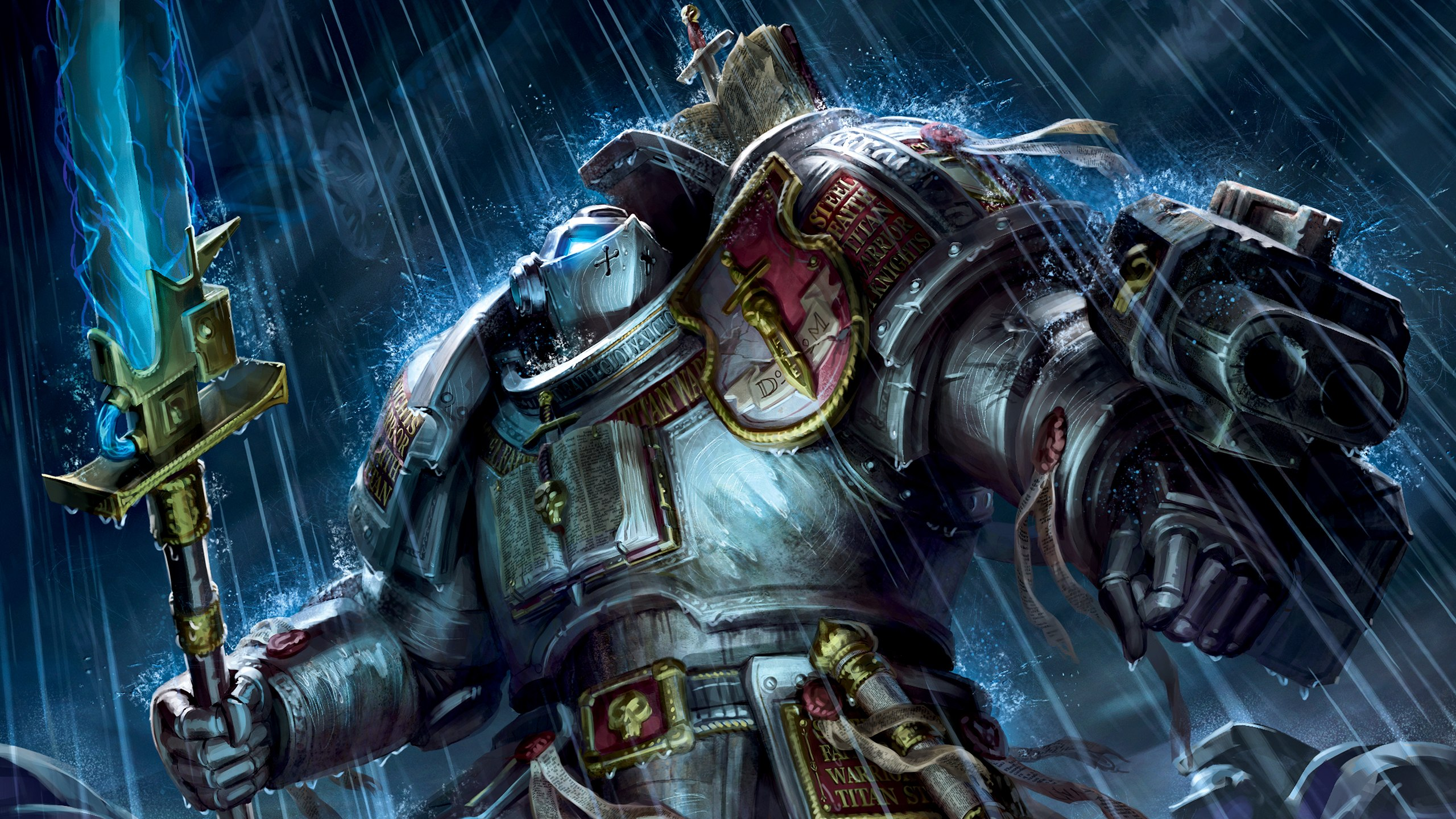 1000+ images about Grey Knights Inspiration on Pinterest