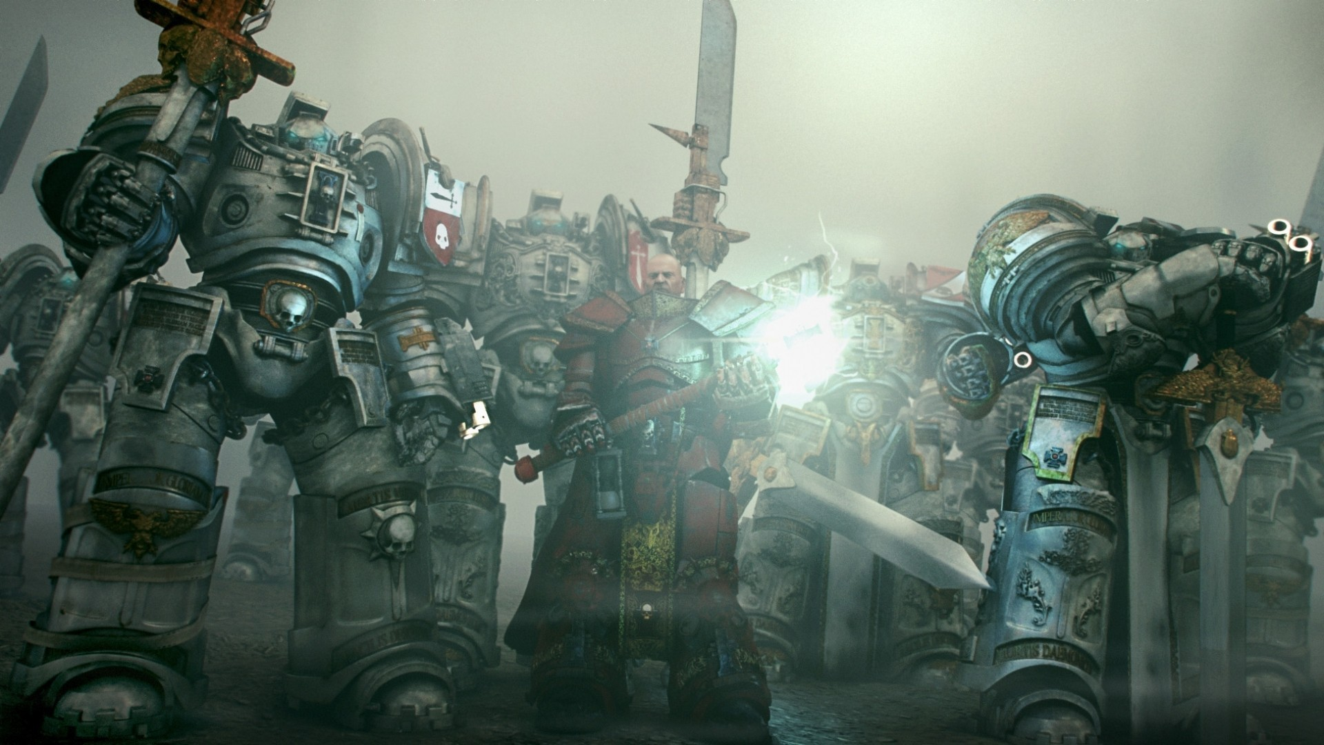 Collection of Grey Knights Wallpaper on HDWallpapers