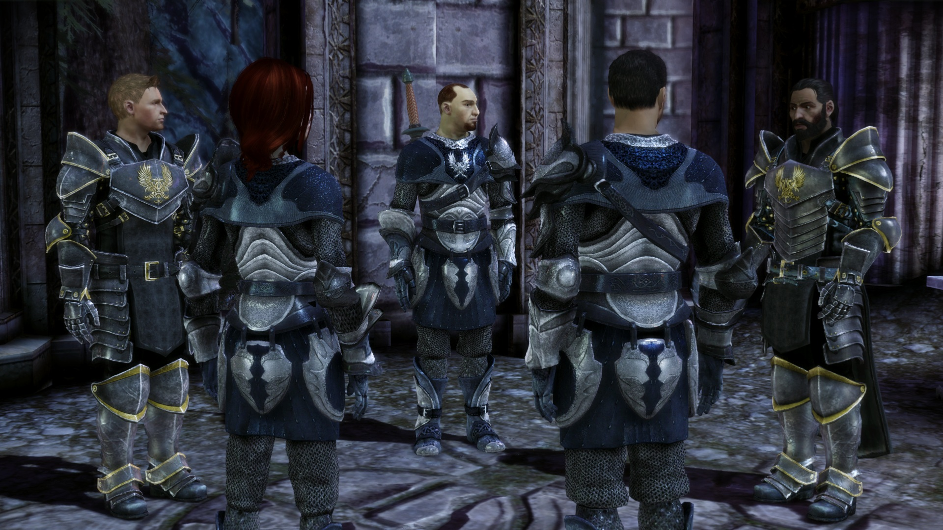 Grey Wardens of Ferelden at Dragon Age - mods and community