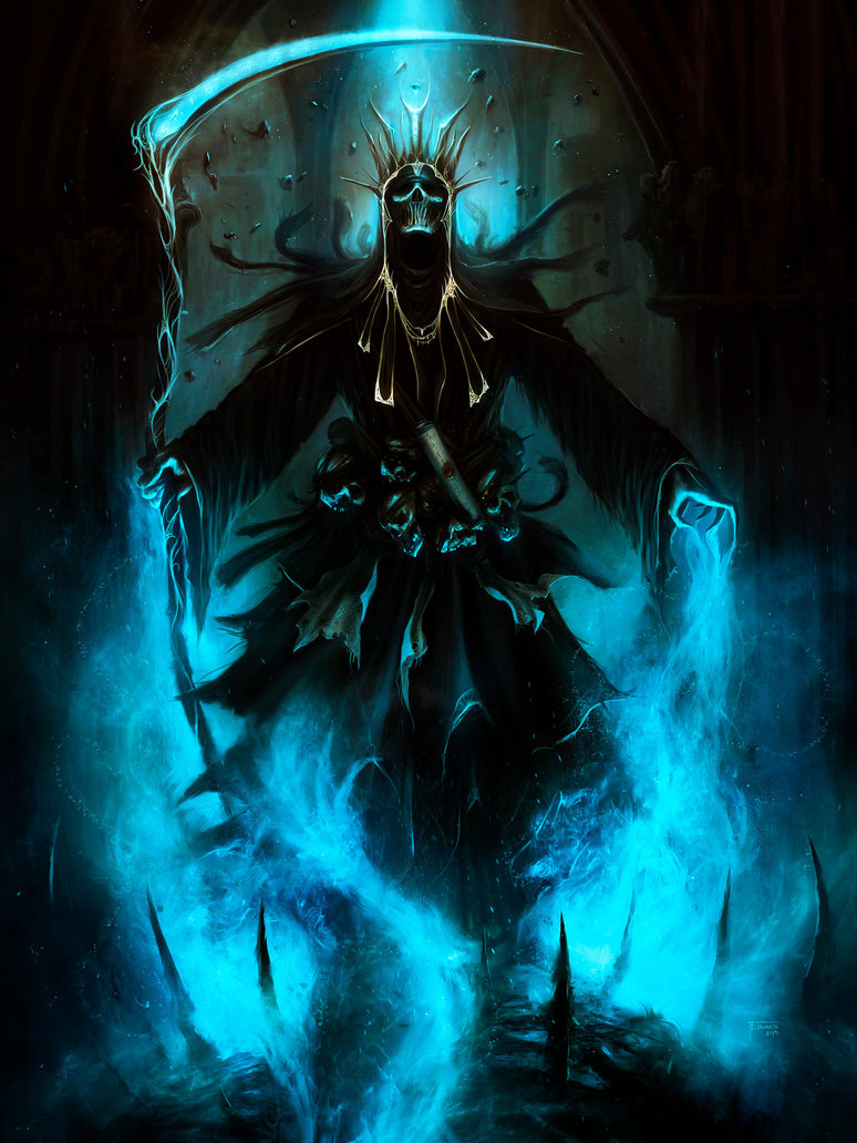 Best Grim Reaper Wallpapers HD for Android APK