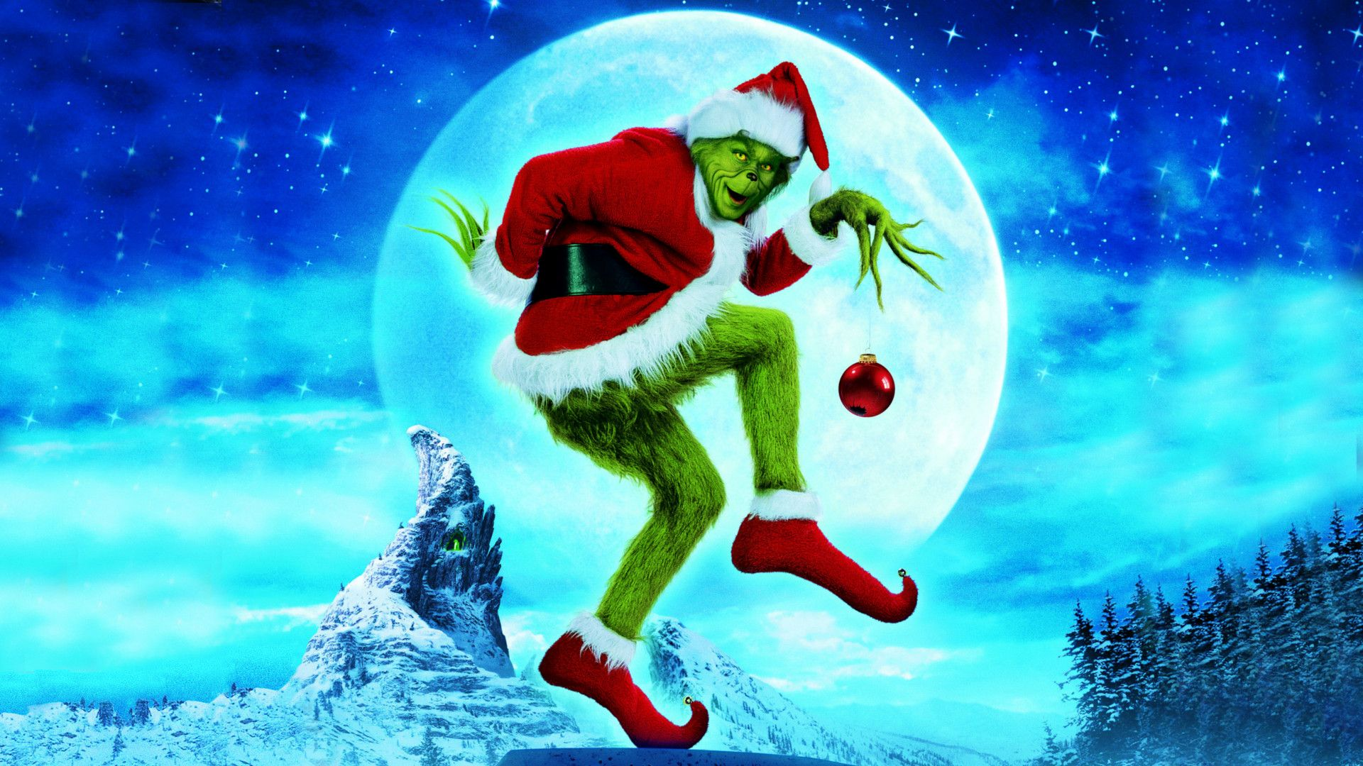 How The Grinch Stole Christmas Wallpaper Sf Wallpaper