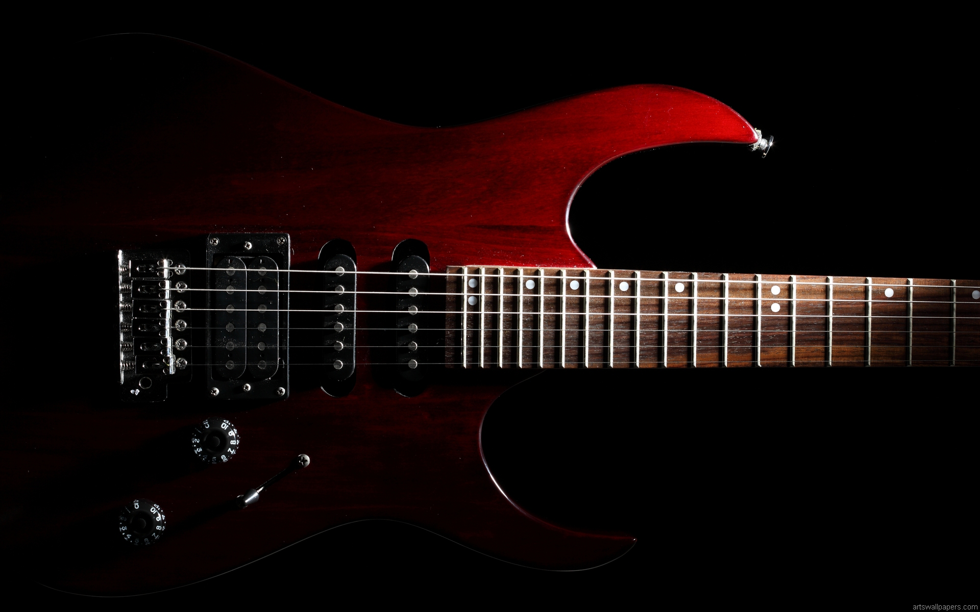 Guitar Wallpaper Widescreen