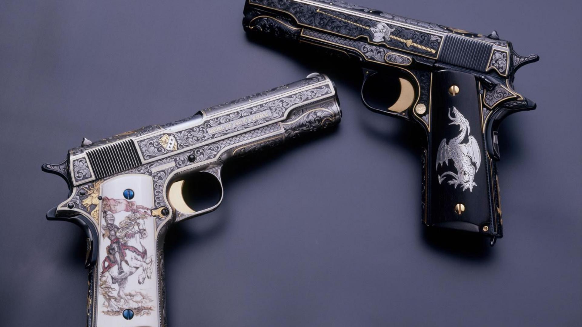 gun full hd wallpaper - sf wallpaper