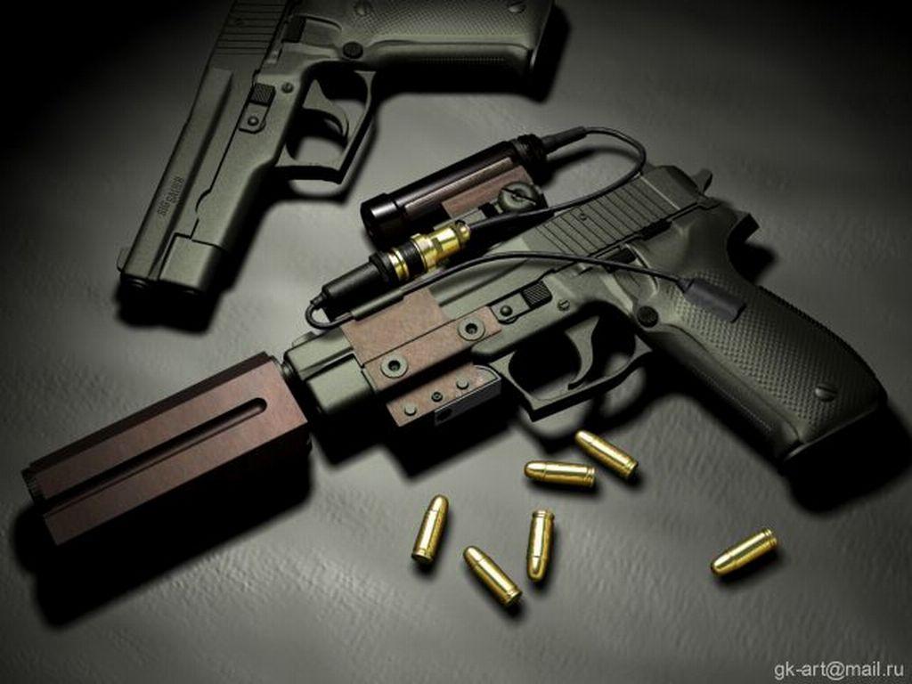 Guns Wallpapers For Desktop HD Group 72