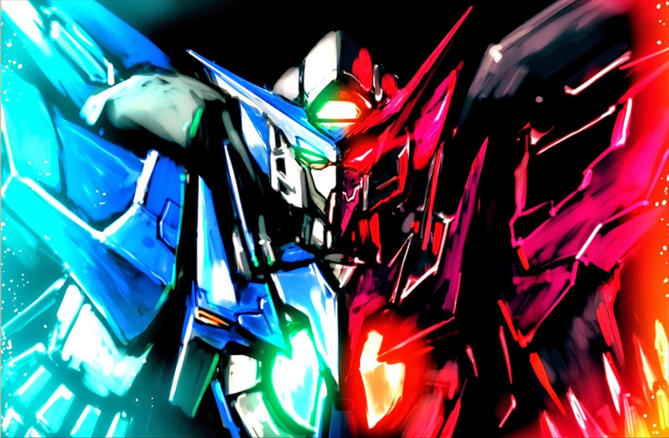 Gundam exia wallpaper sf wallpaper gundam exia wallpaper wallpapersafari voltagebd Images