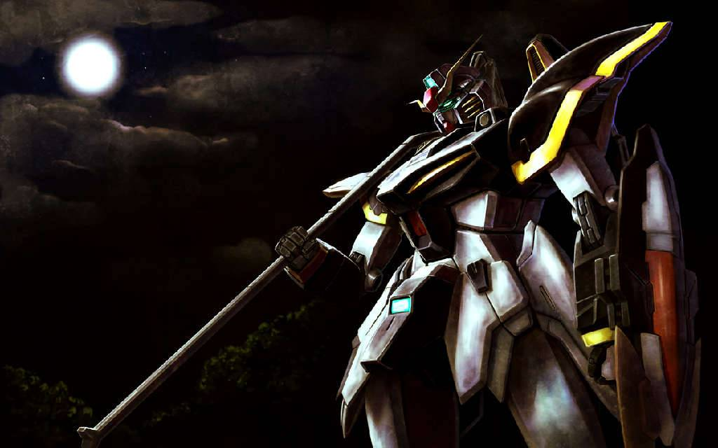 Collection of Gundam Wing Wallpaper on HDWallpapers