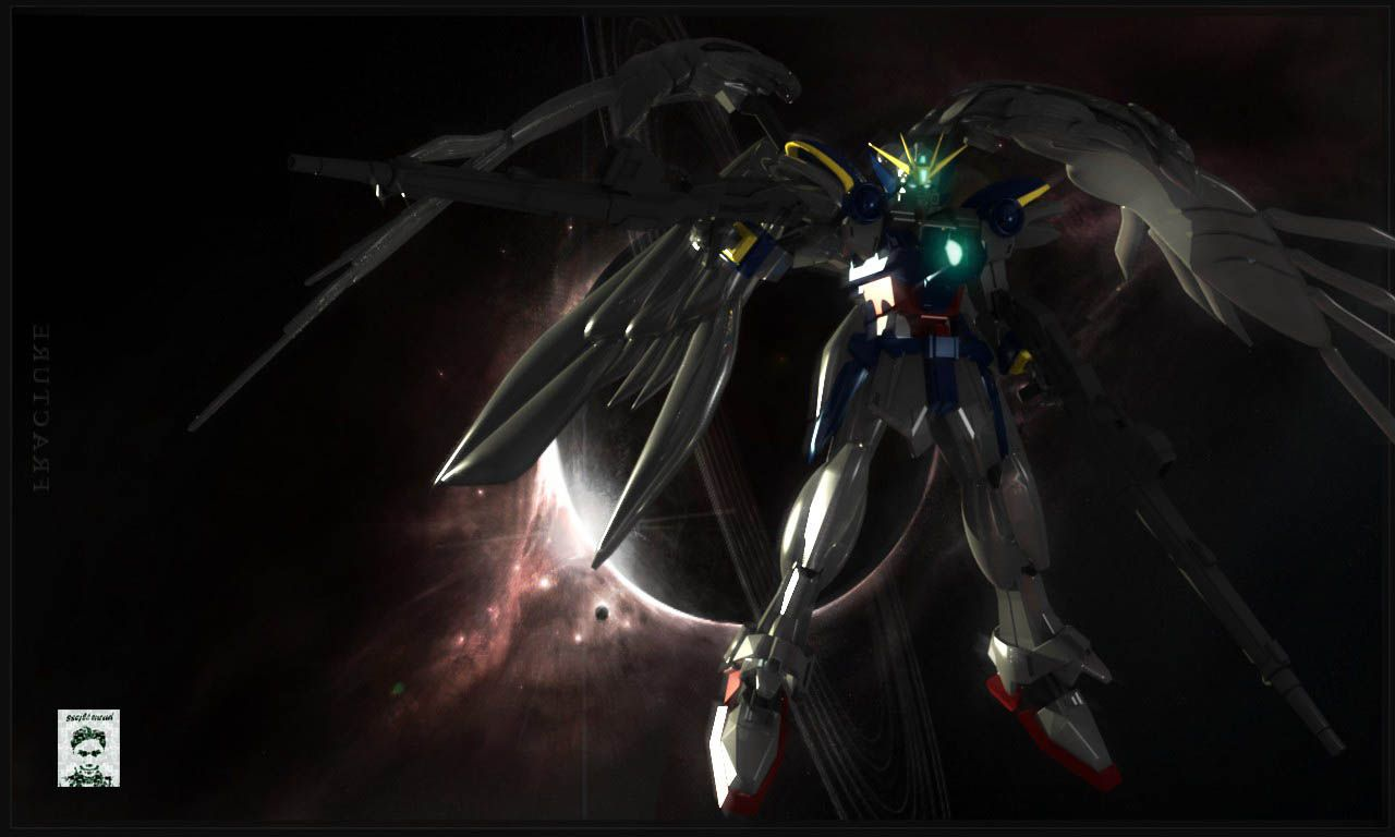 Gundam Wing Wallpaper - WallpaperSafari