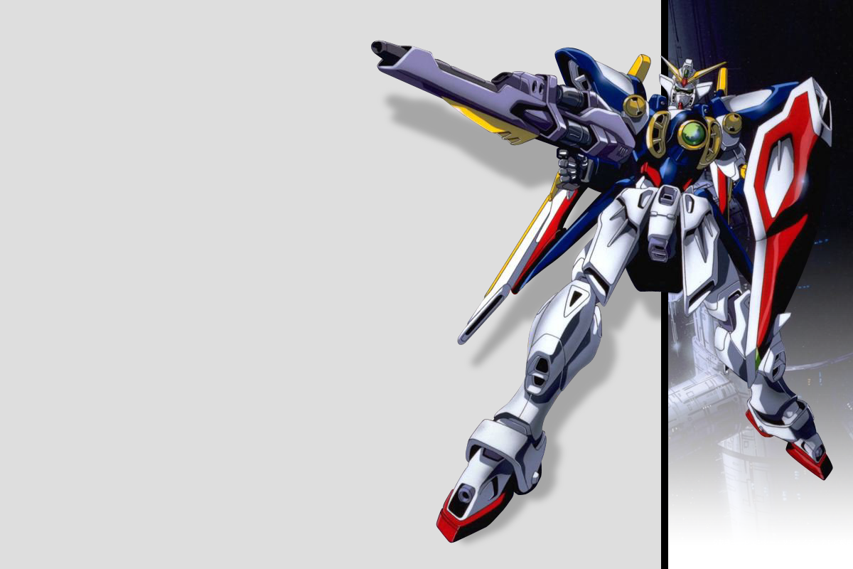 Gundam Wing Wallpaper HD - WallpaperSafari