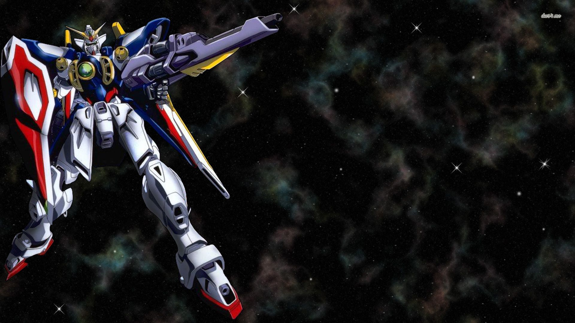 Gundam Wing Zero Wallpapers - Wallpaper Cave